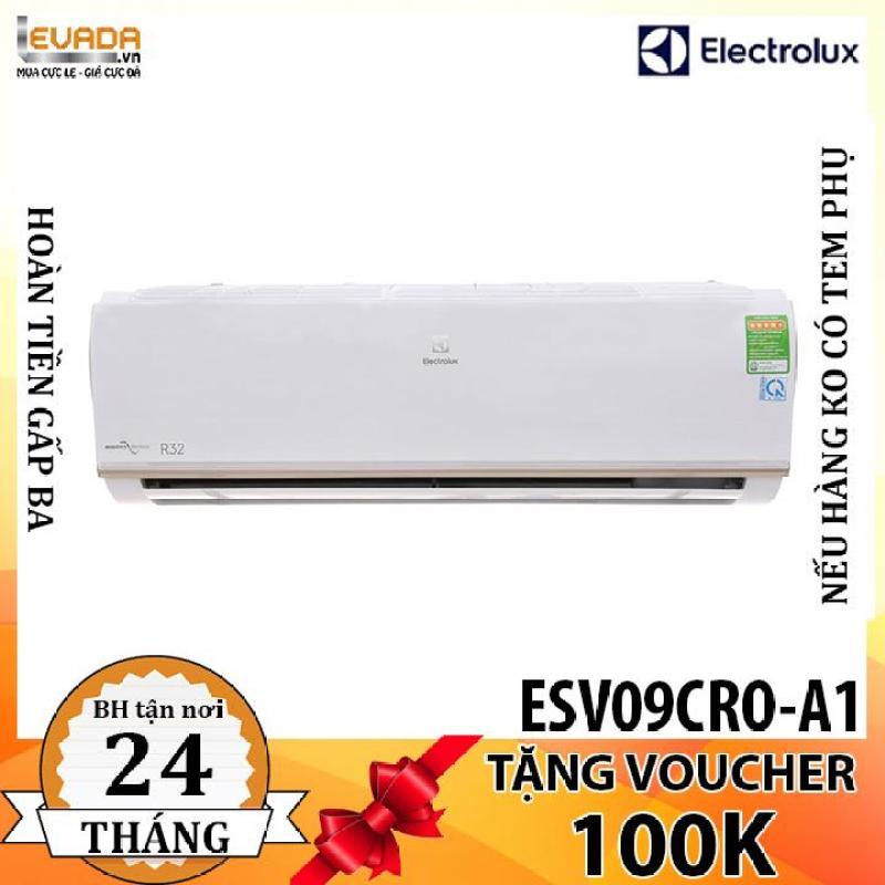 Bảng giá (ONLY HCM) Máy Lạnh Electrolux Inverter 1 HP ESV09CRO-A1