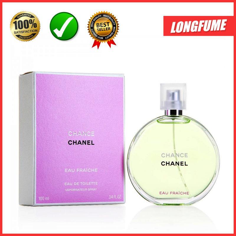 Nước hoa Chanel Chance Eau Fraiche 100ml EDT - Xách tay