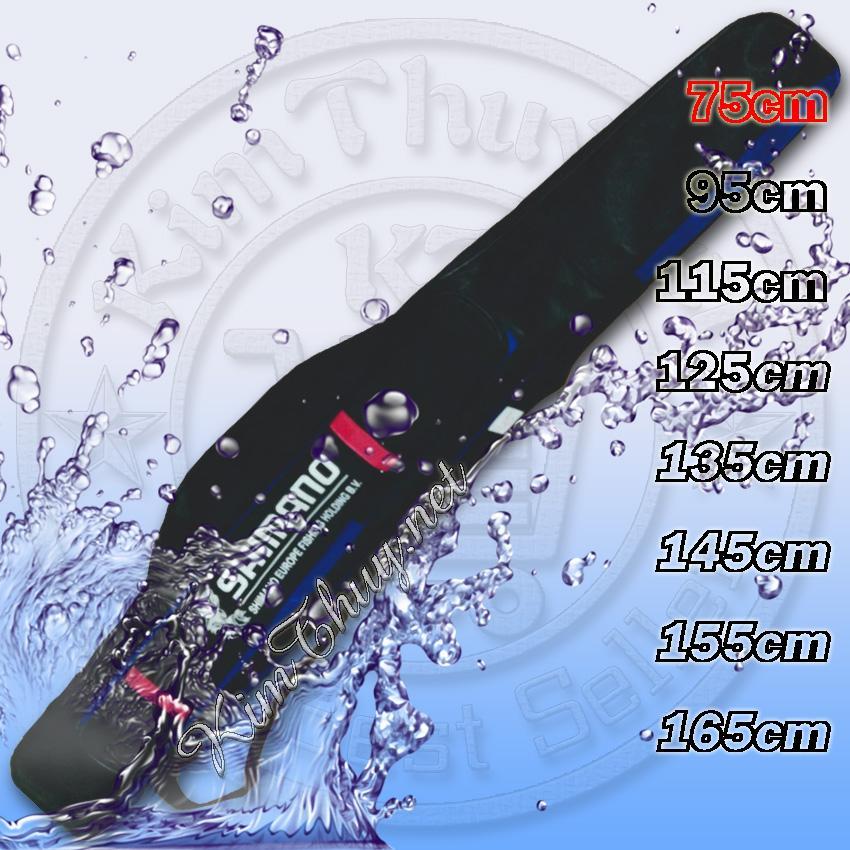 Túi đựng Cần Câu, Máy Câu, Phụ Kiện Câu Cá Shimano KT-Shi 75-165cm (*Kim Thủy) Giảm Giá Khủng