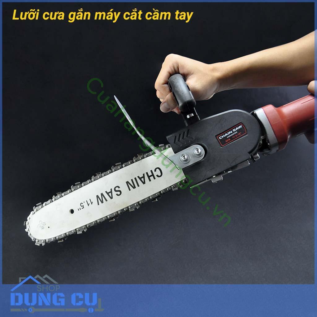 Lưỡi cưa gắn máy cắt - máy mài cầm tay