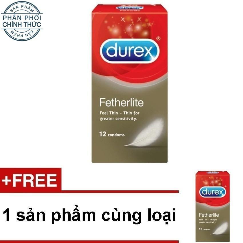 Giá Bán Bao Cao Su Durex Fetherlite Ultima 12 Bao Tặng 1 Hộp Cung Loại Trong Hồ Chí Minh