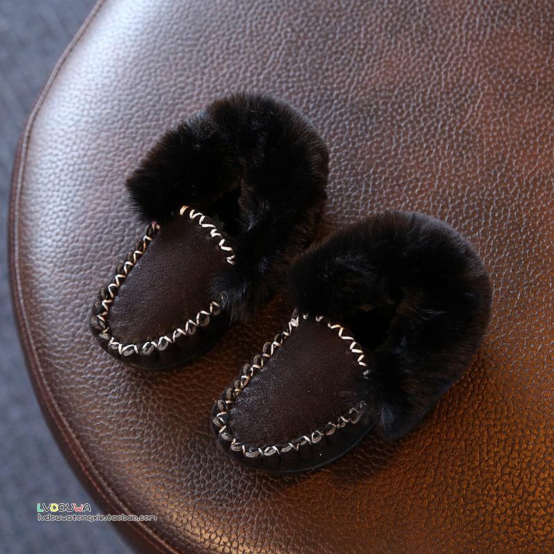 Giá bán Mẫu Mới Cho Trẻ Em Giày Trẻ Em Boot Đi Tuyết