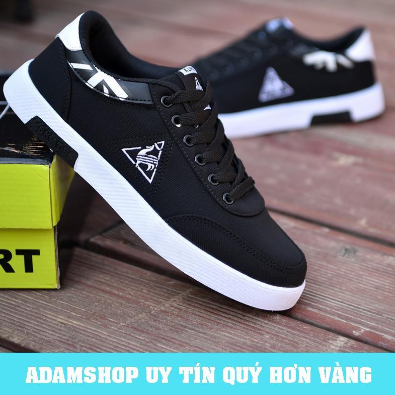Hình ảnh Giày sneaker nam hàn quốc 2018 (Giá Cực Shock) - ADAM SHOP(AD02)