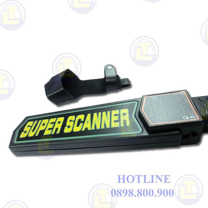 Máy dò kim loại cầm tay Super scanner MD-3003B1-2018