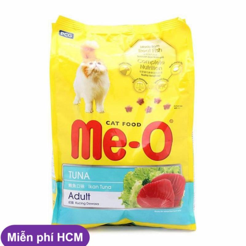HCM - Hạt Me-O Thức ăn hạt cho mèo trưởng thành / hạt mèo / thức ăn mèo / thức ăn cho mèo / thức ăn dành cho mèo lớn / thức ăn mèo dạng hạt khô