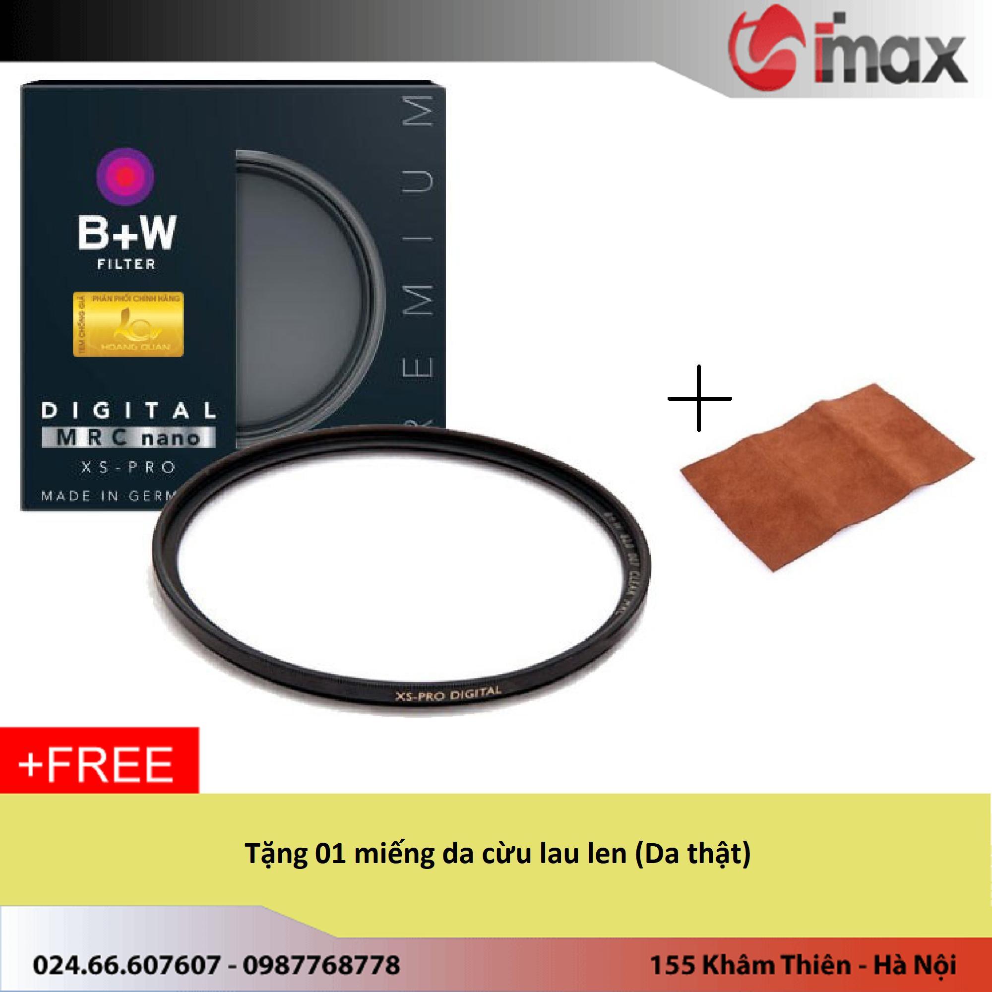 Mua Kinh Lọc Filter B W Xs Pro Digital 010 Uv Haze Mrc Nano 62Mm Hoằng Quan Trực Tuyến Rẻ