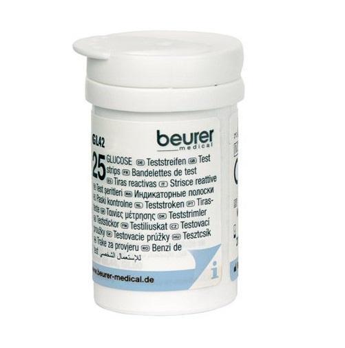 Nơi bán Que thử đường huyết Beurer GL42 hộp 25 que