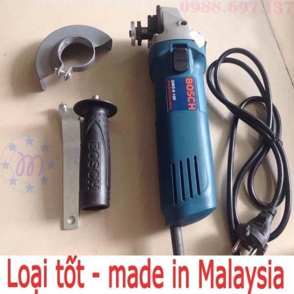 Máy cắt BOSCH GWS.6-100 670W máy cắt cầm tay Made in MALAYSIA giá tốt chất lượng tốt