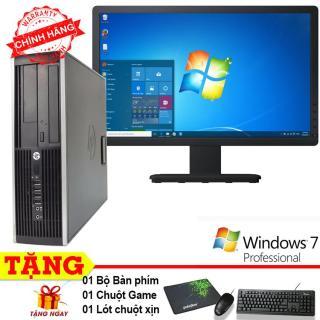 Bộ máy tính để bàn HP intel G840, Ram 4gb, Hdd 500gb, Tặng màn hình Lcd 19 inch + combo bàn phím, chuột thumbnail