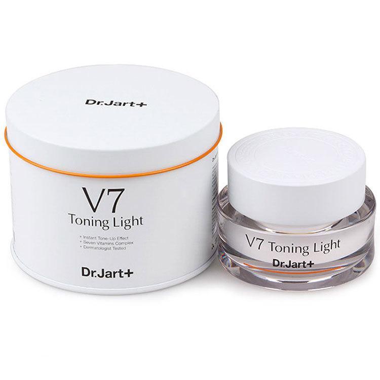 Kem Đêm Dưỡng Trắng Tái Tạo Da V7 Toning Light Hàn Quốc 50ml cao cấp