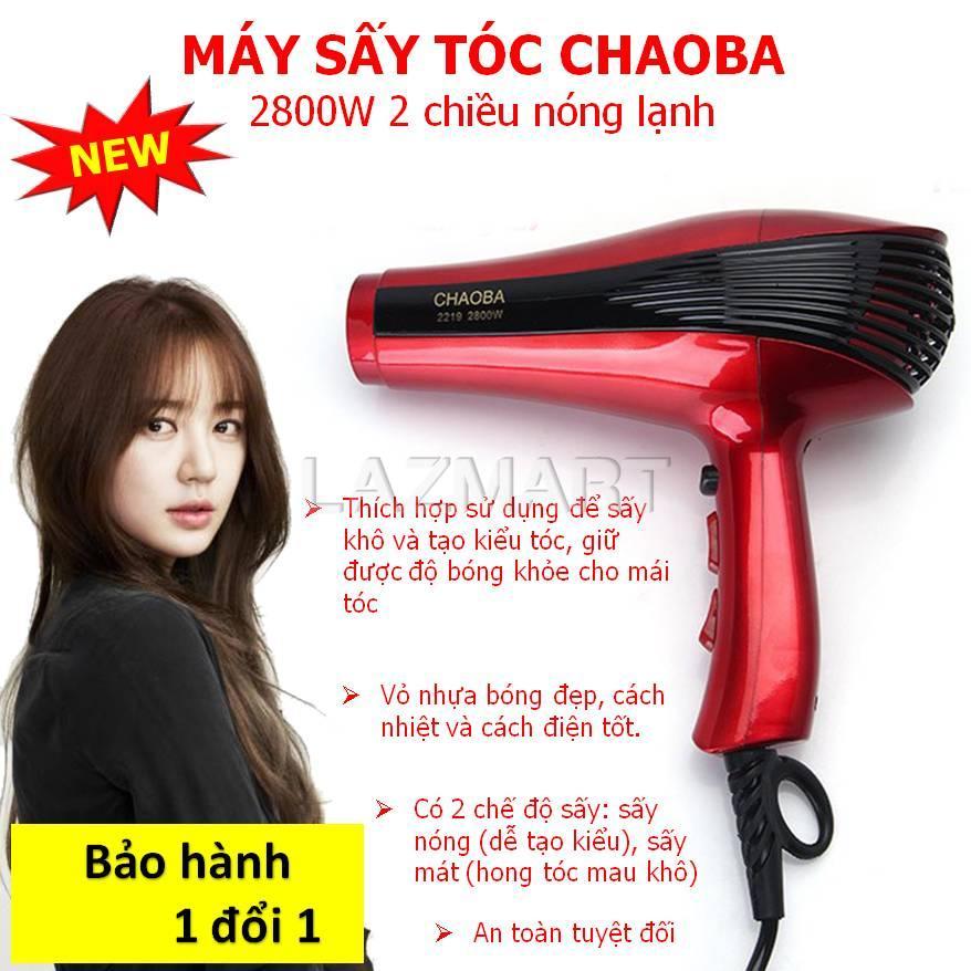 Máy sấy tóc Chaoba 2800W 2 chiều nóng lạnh