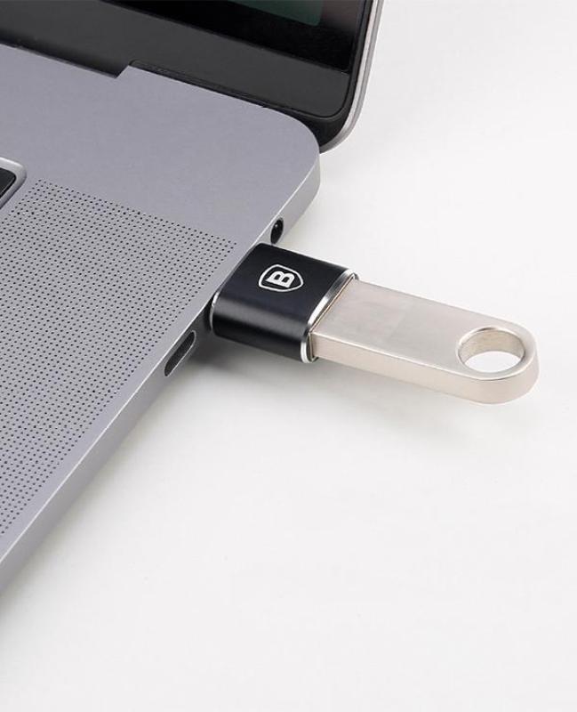 Bảng giá Đầu chuyển Type-C sang USB cho Macbook Phong Vũ