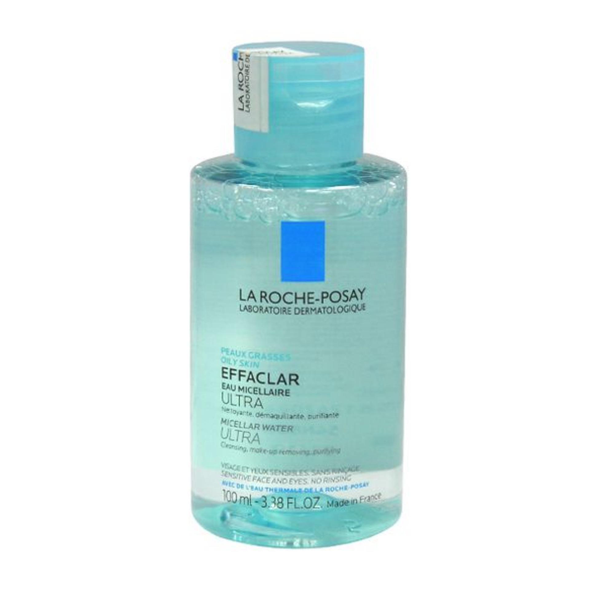 La Roche Posay Nước Tẩy Trang Micellar Water Ultra Oily 100ml cao cấp