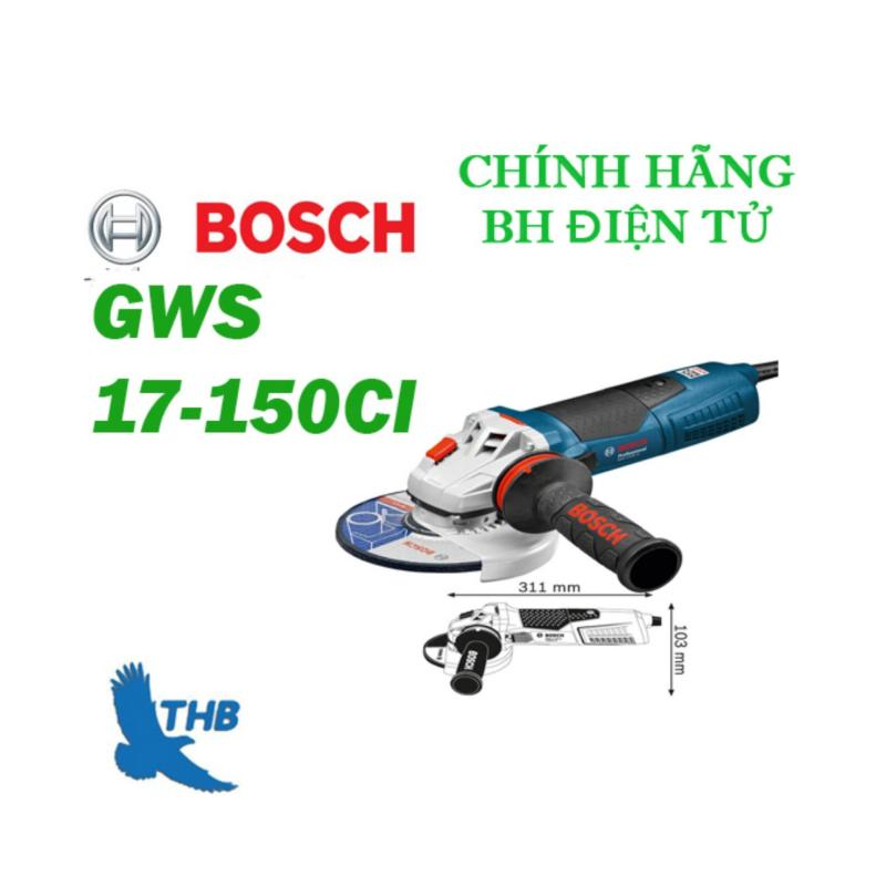 Máy mài góc nhỏ Bosch GWS 17-150 CI