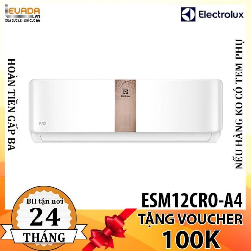 Bảng giá (BAO VẬN CHUYỂN + LẮP ĐẶT) Máy Lạnh Electrolux ESM09CRO-A4 1 HP - CHỈ BÁN HỒ CHÍ MINH