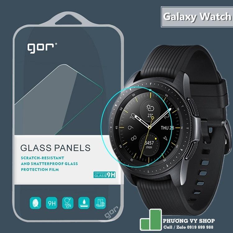 Dán cường lực hiệu Gor cho Galaxy Watch 46mm (combo 2 miếng)