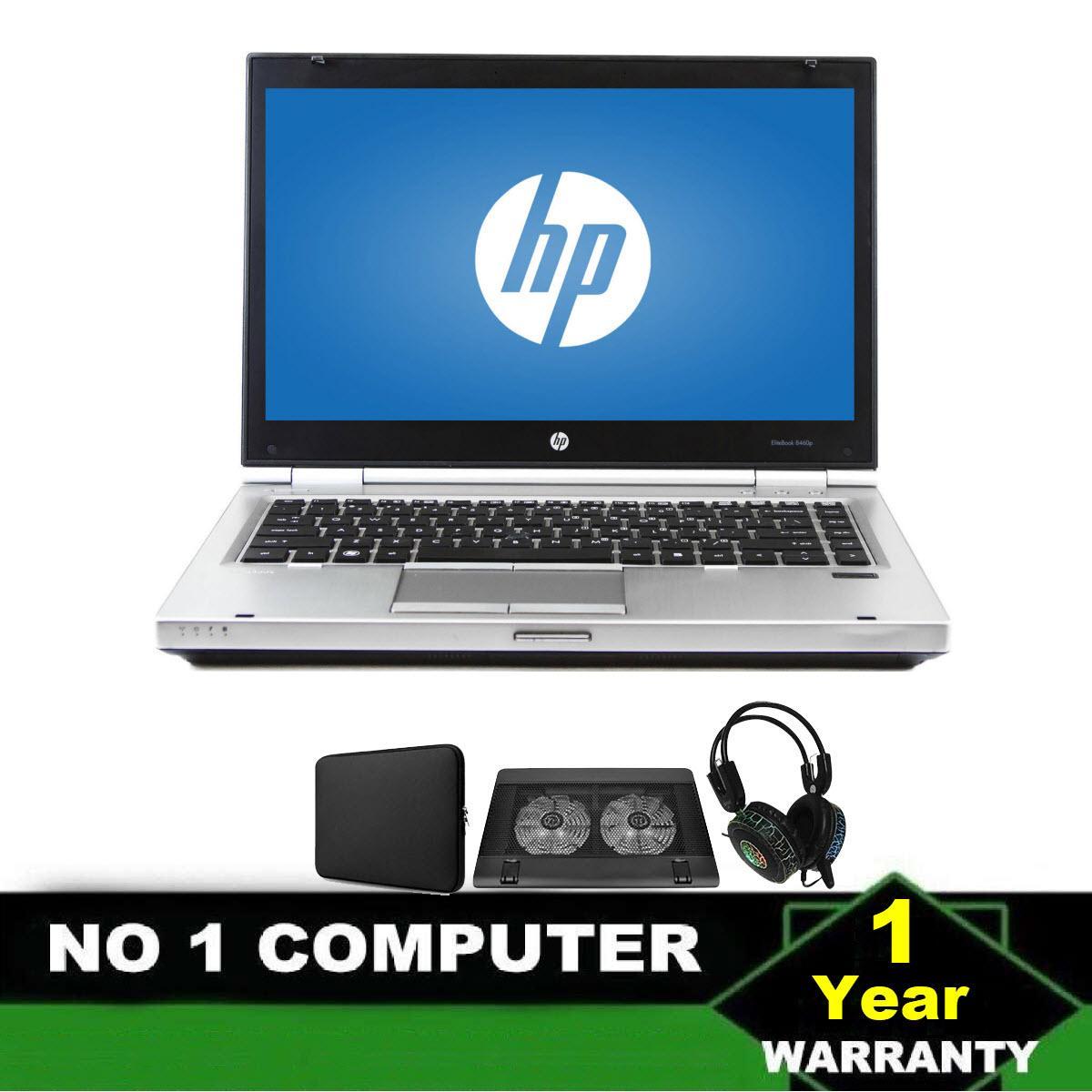 Laptop HP EliteBook 2560p Chạy CPU i7-2620M, 12.5inch, 16GB, SSD 240GB + Bộ Quà Tặng - Hàng Nhập Khẩu