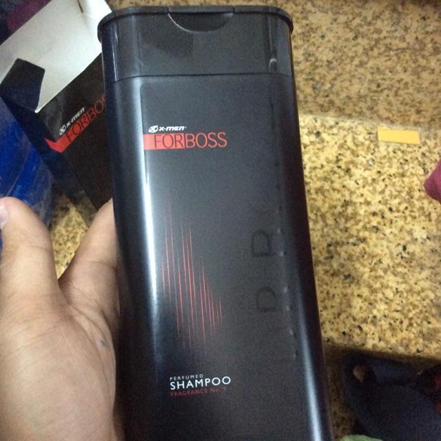 Dầu Gội nước hoa nam cao cấp X-men For Boss 380gr.