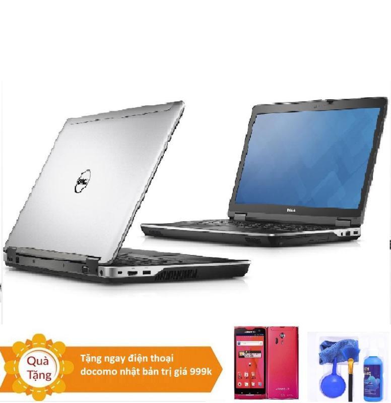 Laptop Dell Latitude E7240( i5-4300U, 12.5inch, 4GB, SSD 128GB ) tặng kèm điện thoại docomo - Hàng Nhập Khẩu