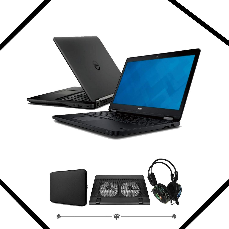 Laptop Dành cho Doanh Nhân Dell Latitude E7450 (i5-5300U, 14inch, 4GB, SSD 120GB) + Bộ Quà Tặng