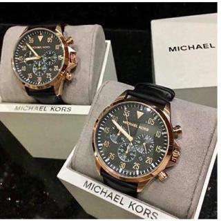 Đồng hồ nam dây da Michael Kors MK8534 thumbnail