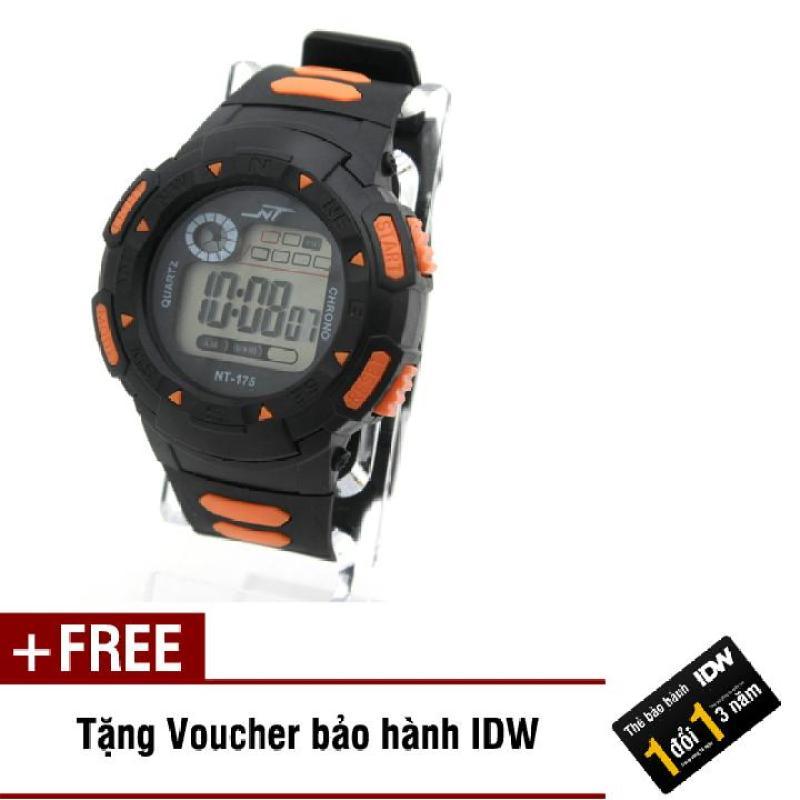 Đồng hồ điện tử trẻ em IDW 7901 + Tặng kèm voucher bảo hành IDW bán chạy