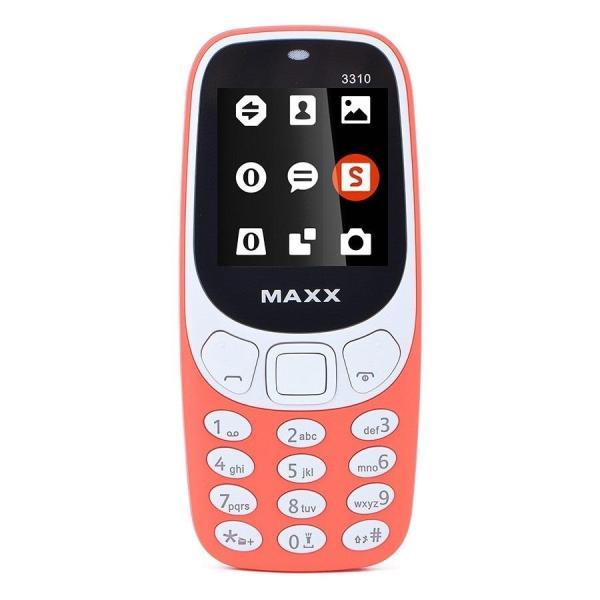 Điện thoại di động MAXX N3310 Classic 2 Sim ( Đỏ)