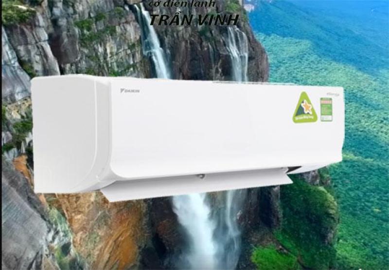 Bảng giá Máy lạnh Daikin 1.5 HP FTKC35TVMV, công nghệ làm lạnh COANDA mới nhất, model 2018
