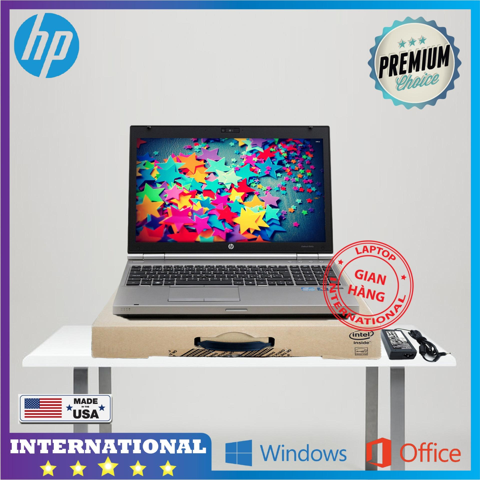 Laptop HP Elitebook 8560P i7/4/SSD128/VGA - Laptopxachtayshop