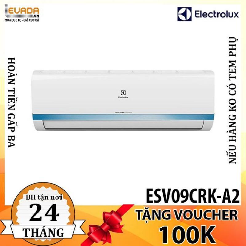 Bảng giá (ONLY HCM) Máy Lạnh Electrolux 1 HP ESV09CRK-A2