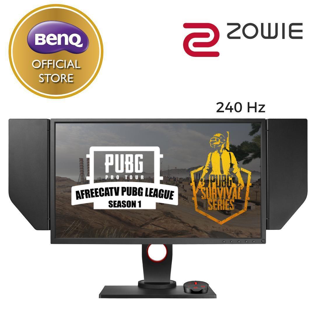 Màn hình BenQ ZOWIE XL2546 240Hz 24.5 inch DyAc™ eSports Gaming FPS (CSGO, PUBG, ...)