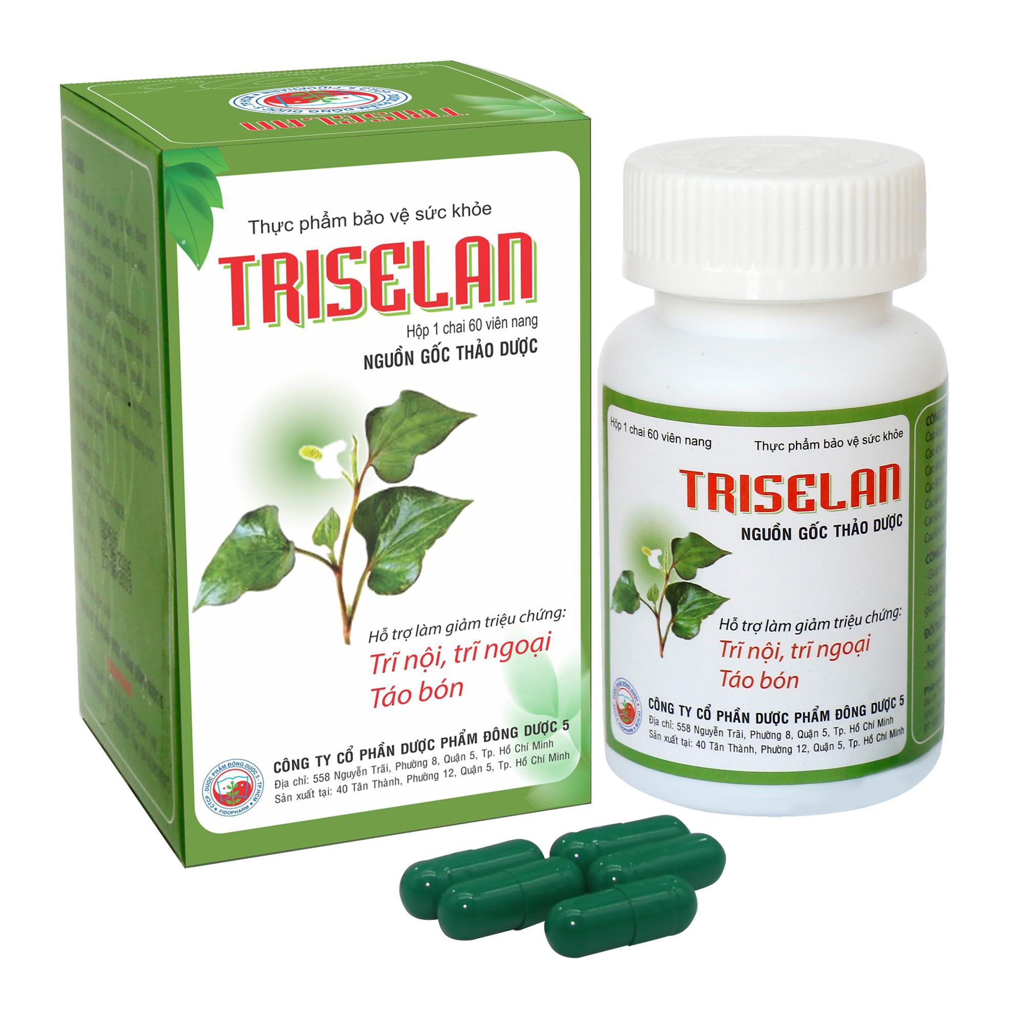 Viên uống Triselan nhập khẩu