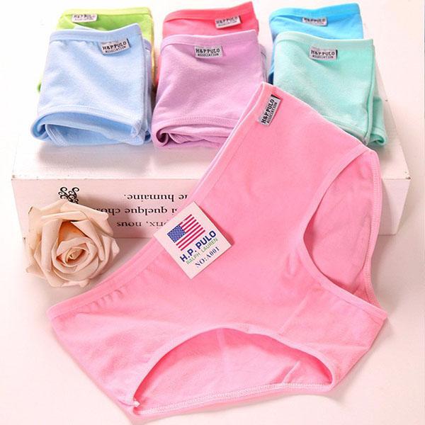 Sét 10 quần lót xuất Mỹ H.P PULO chất mát cao cấp (F-HCM)