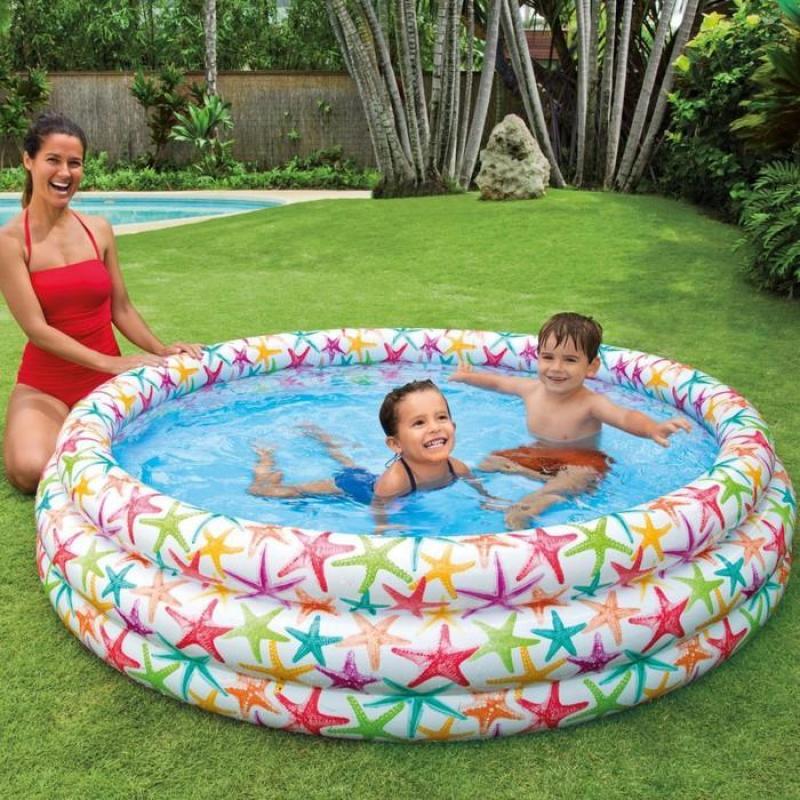 hồ bơi 1m68-38cm intex 56440