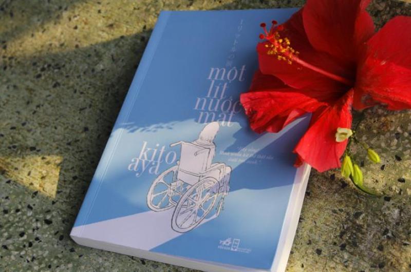 Mua Một Lít Nước Mắt - Tặng Bookmark Kẹp Sách