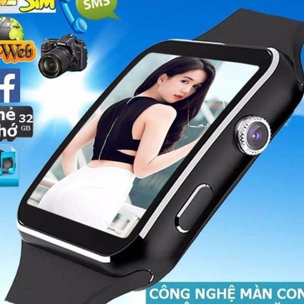 Đồng Hồ Thông Minh màn hình cong bán chạy