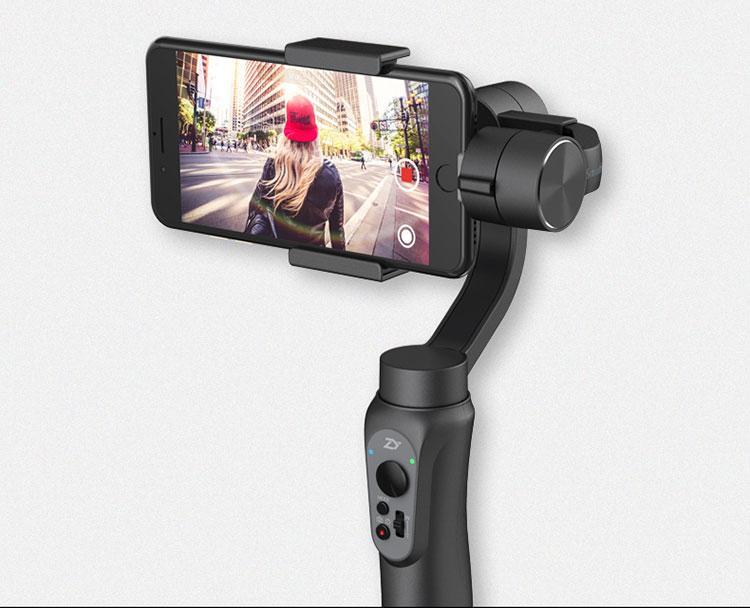 Hình ảnh Gậy Gimbal Zhiyun Smooth-Q dùng cho smartphone