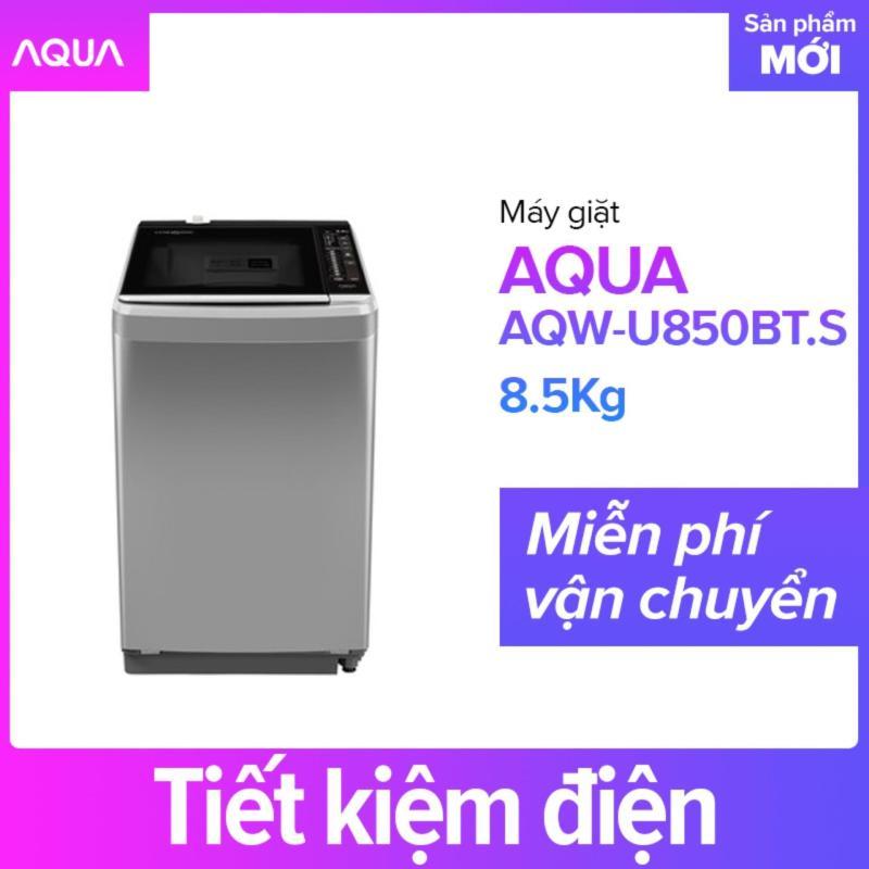 Bảng giá Máy giặt Aqua AQW-U850BT S 8.5 kg - Hàng phân phối chính hãng Điện máy Pico