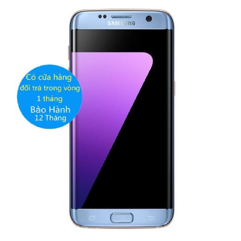 Samsung Galaxy S7 edge Duos 4G/32G 2 sim (màu xanh lam) –Hàng nhập khẩu