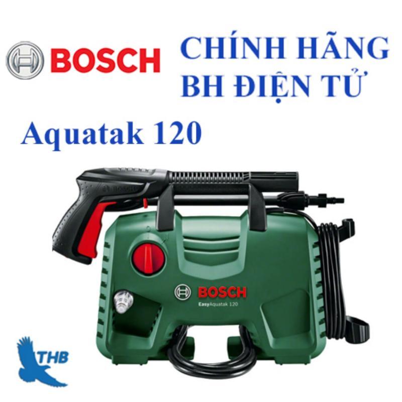 Máy rửa xe Bosch Easy Aquatak 120