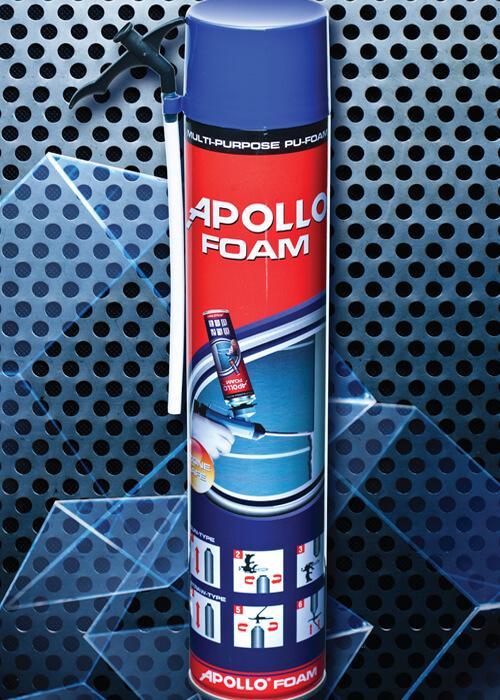 Hình ảnh Keo Bọt Trương Nở Apollo Foam - Chất Trám Khe