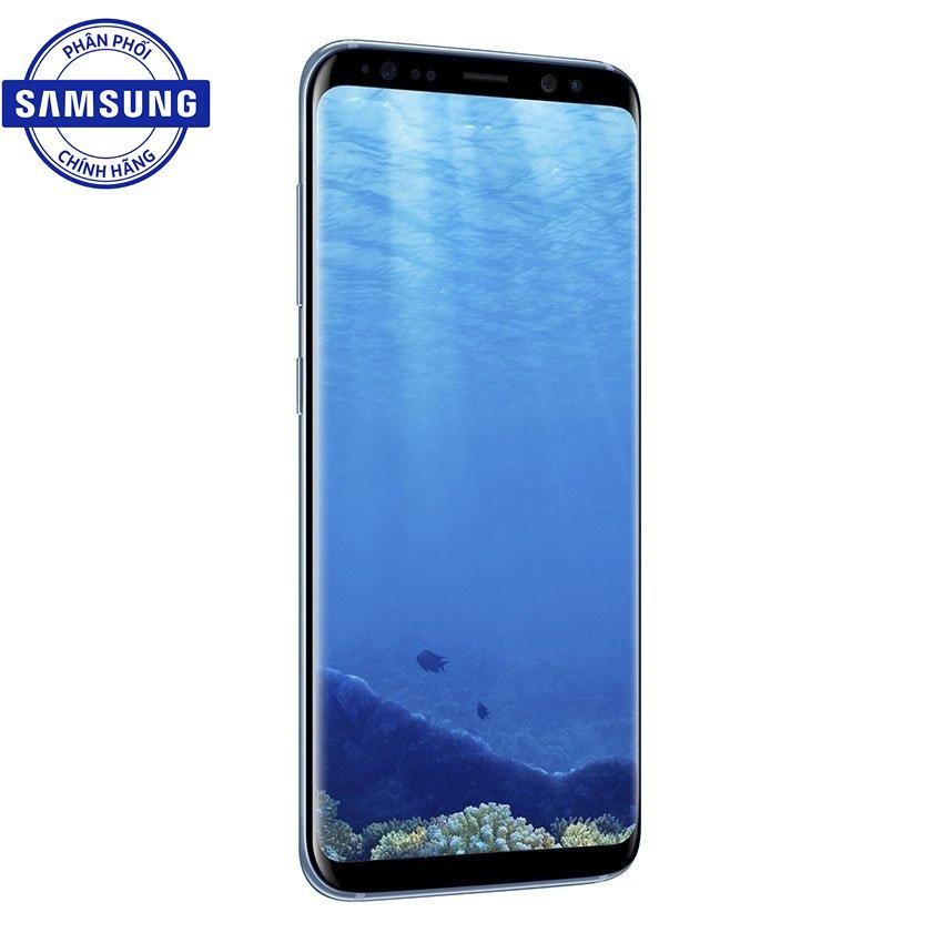 Chiết Khấu Samsung Galaxy S8 Plus Xanh Hang Phan Phối Chinh Thức Có Thương Hiệu