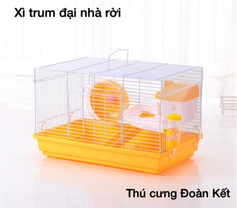 Lồng hamster xì trùm đại