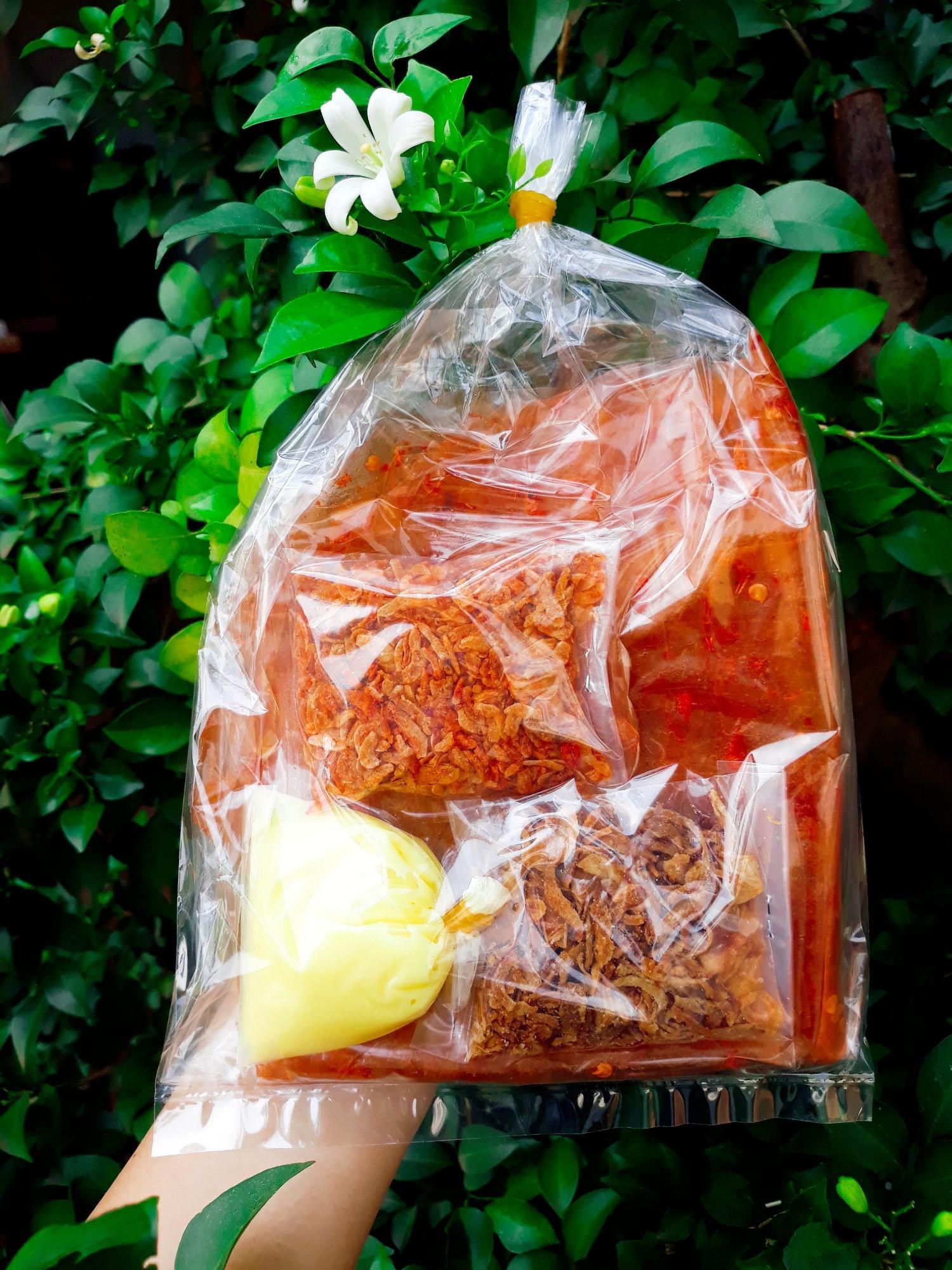 Bánh tráng bơ Tây Ninh Chế Liễu