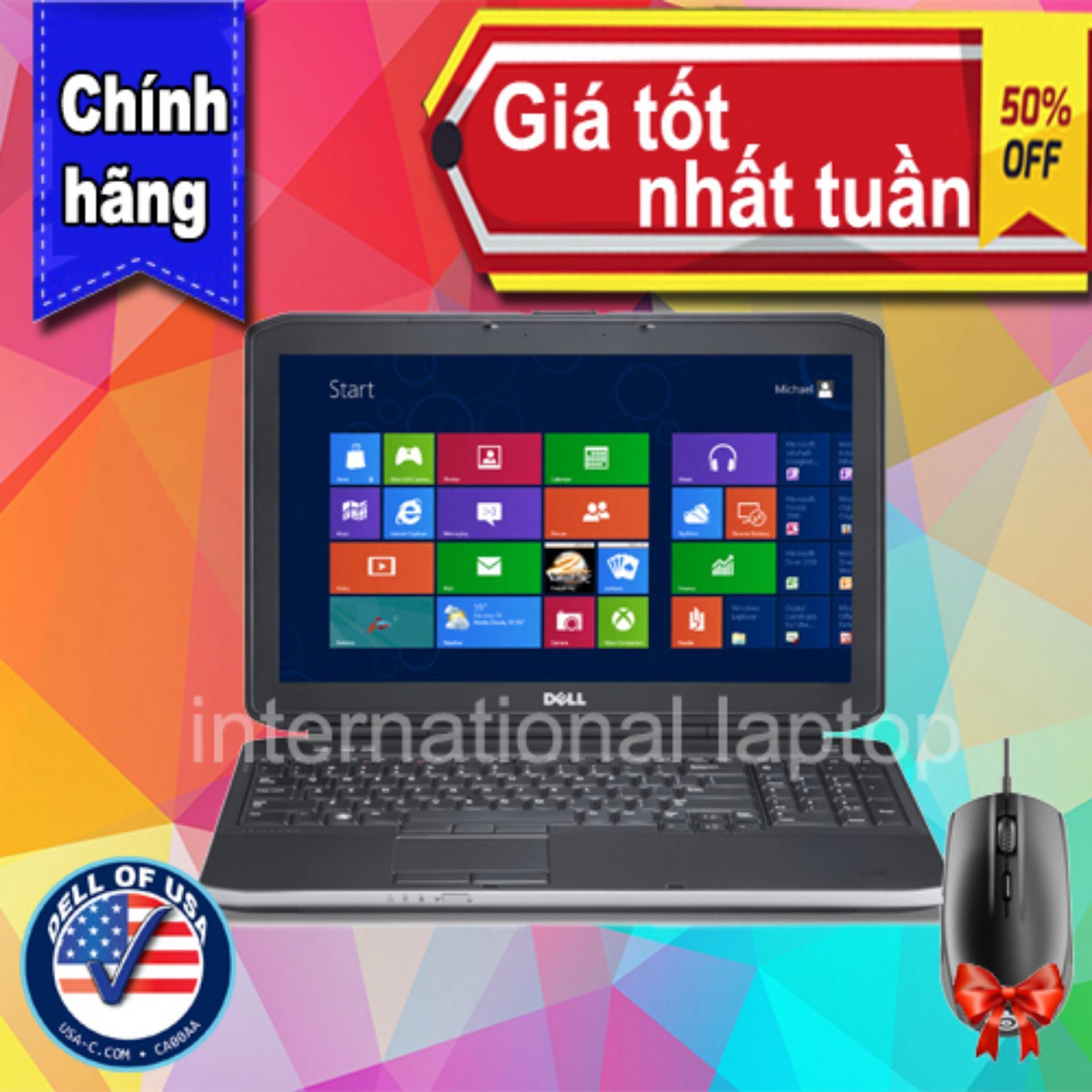 Bán Laptop Dell Latitude E5530 I5 4 Ssd120 Hang Nhập Khẩu Trực Tuyến