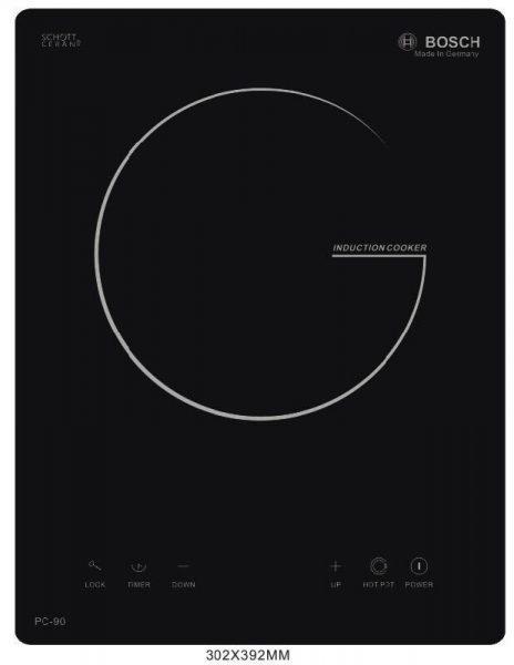 BẾP TỪ ĐƠN BOSCH PC90