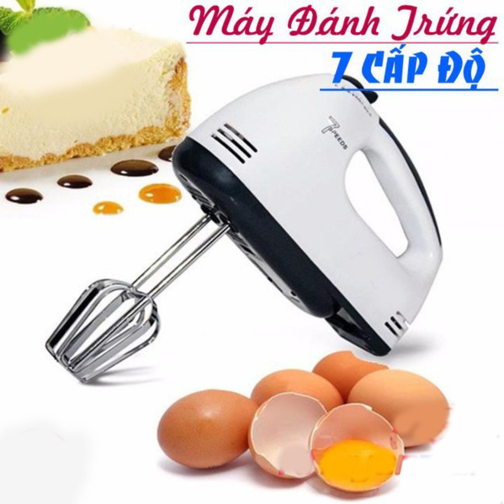 Mua máy đánh trứng cầm tay ở hà nội - Đánh trứng - MÁY ĐÁNH TRỨNG MDT008 - 7 CẤP ĐỘ ĐA NĂNG MẠNH MẼ, THIẾT KẾ THÔNG MINH, VIỆC NỘI TRỢ THẬT ĐƠN GIẢN, SẢN PHẨM ĐƯỢC CÁC CHUYÊN GIA KHUYÊN DÙNG - 038