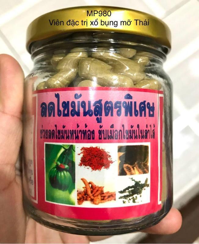 150 Viên uống đặc trị giảm mỡ bụng Thái Lan, đang hot