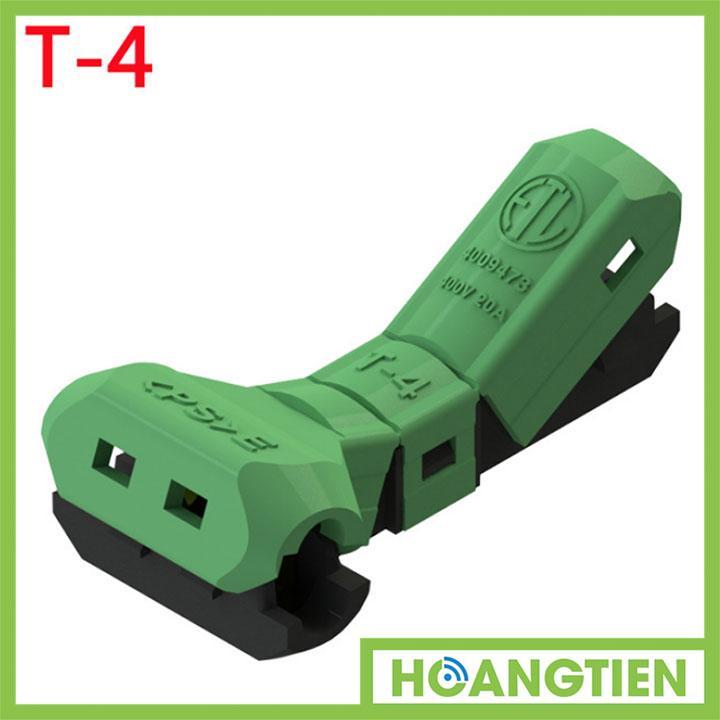 Bộ 10 cút nối dây điện chữ T Hàn Quốc JOWX T-4