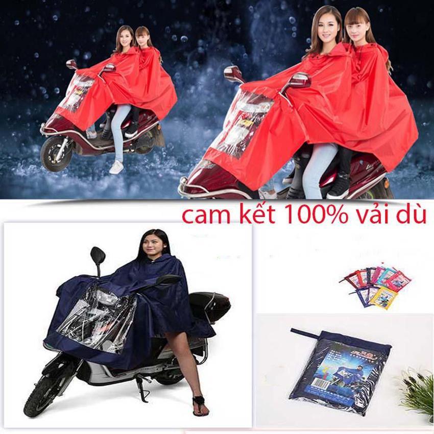 Cửa hàng bán áo mưa tại tphcm, Cơ sở sản xuất áo mưa cánh dơi,  Áo mưa 2 đầu vải dù Cao Cấp, Bền đẹp, Bảo hành 1 đổi 1, Mẫu145